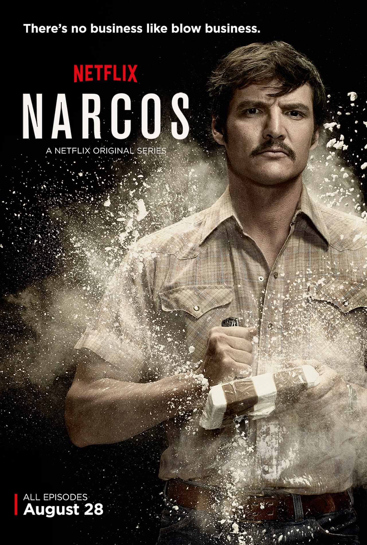 Une saison 2 pour la série Narcos