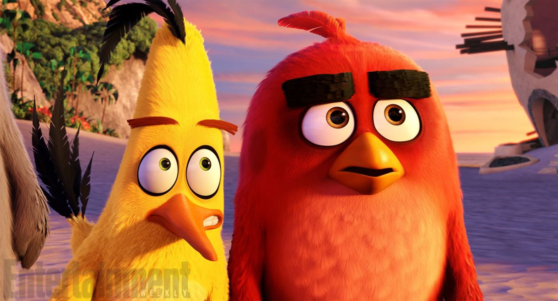 Angry Birds : le film en images