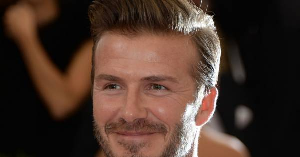 David Beckham acteur de cinéma!