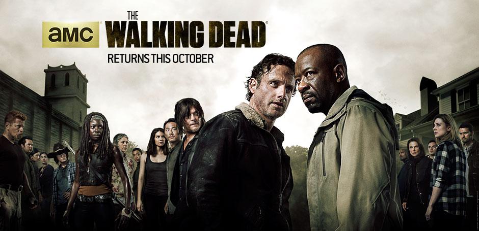 Trailer de The Walking Dead Saison 6