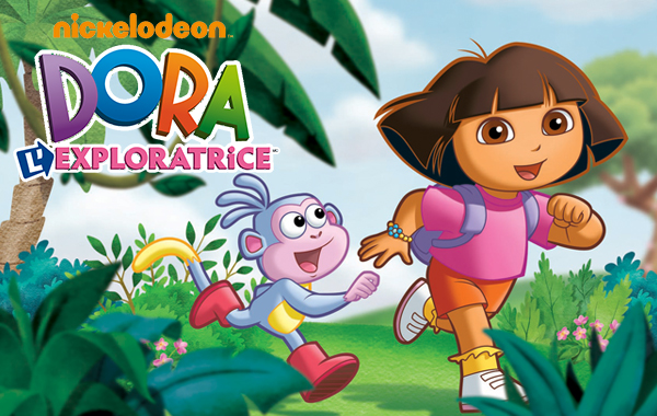 Dora l'exploratrice en film