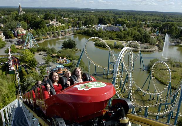 Des parcs d'attractions tirés des plus grands succès du cinéma