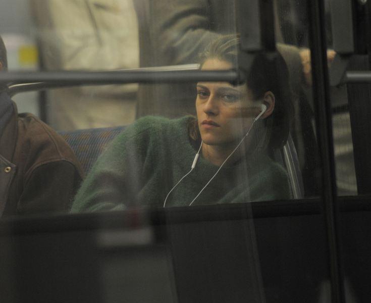 Kristen Stewart dans le métro de Paris!