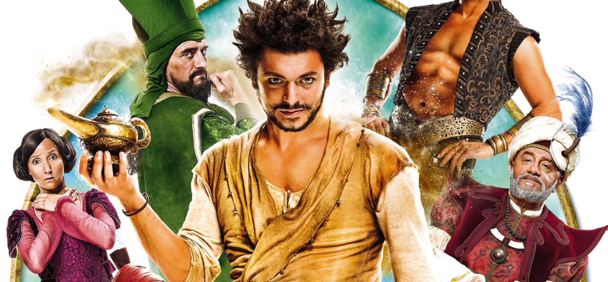 Gros carton pour Les Nouvelles aventures d'Aladin