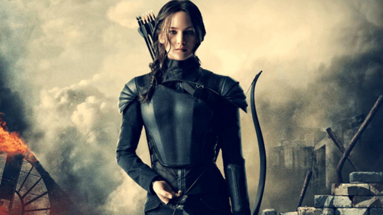 Plus de 1 Millions d'entrées en France pour Hunger Games 4