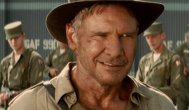 Harrison Ford de retour dans Indiana Jones 5