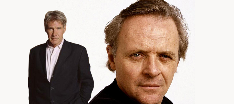Harrison Ford, Anthony Hopkins au casting du film Official Secrets