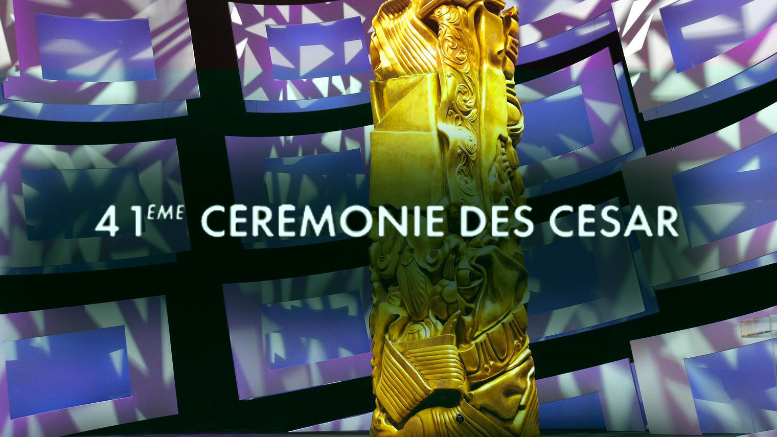 Les résultats de la 41e cérémonie des César 2016