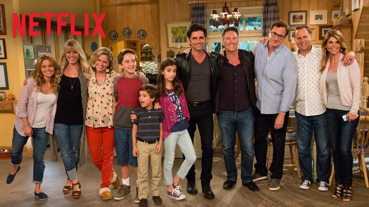 20 ans après, la série La Fête à la maison revient avec une saison 2 sur Netflix