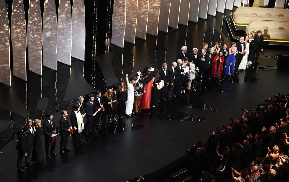 69e Festival de Cannes - Le Palmarès de 2016