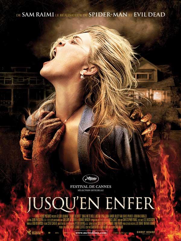 dvd Jusqu'en enfer