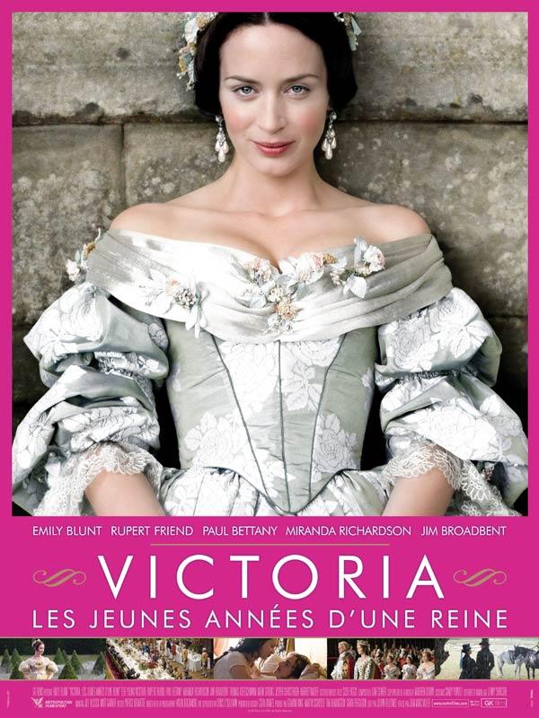 dvd Victoria - les jeunes années d'une reine