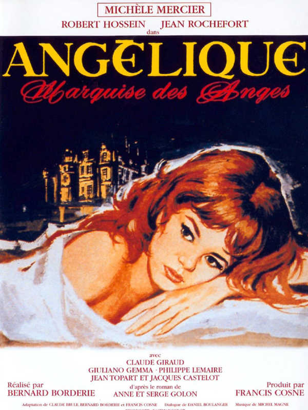 ang 233 lique marquise des anges dvd