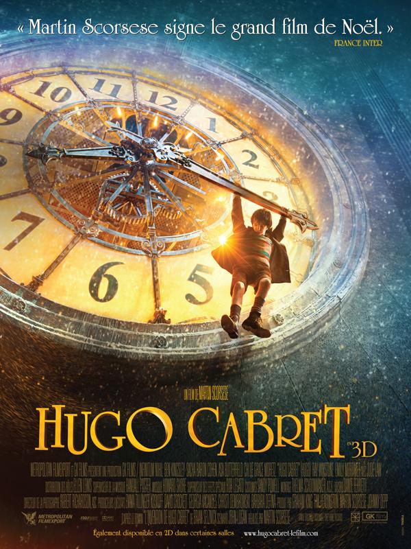 """Résultat de recherche d'images pour """"hugo cabret dvd"""""""
