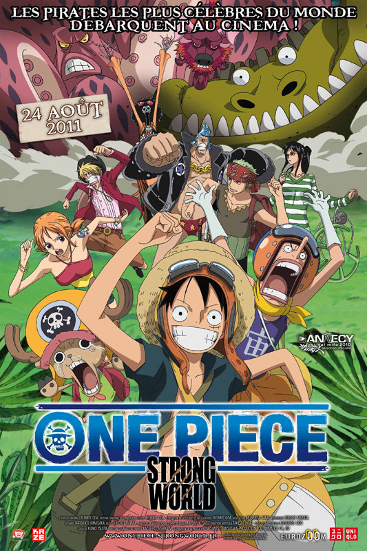 One Piece - Strong World Bande annonce en streaming f8a7e0f660af