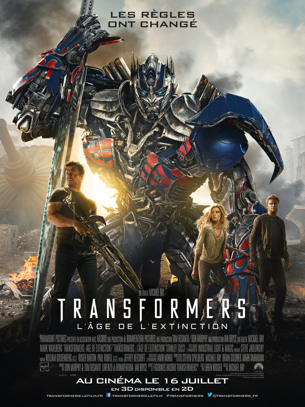 transformers age of extinction stream