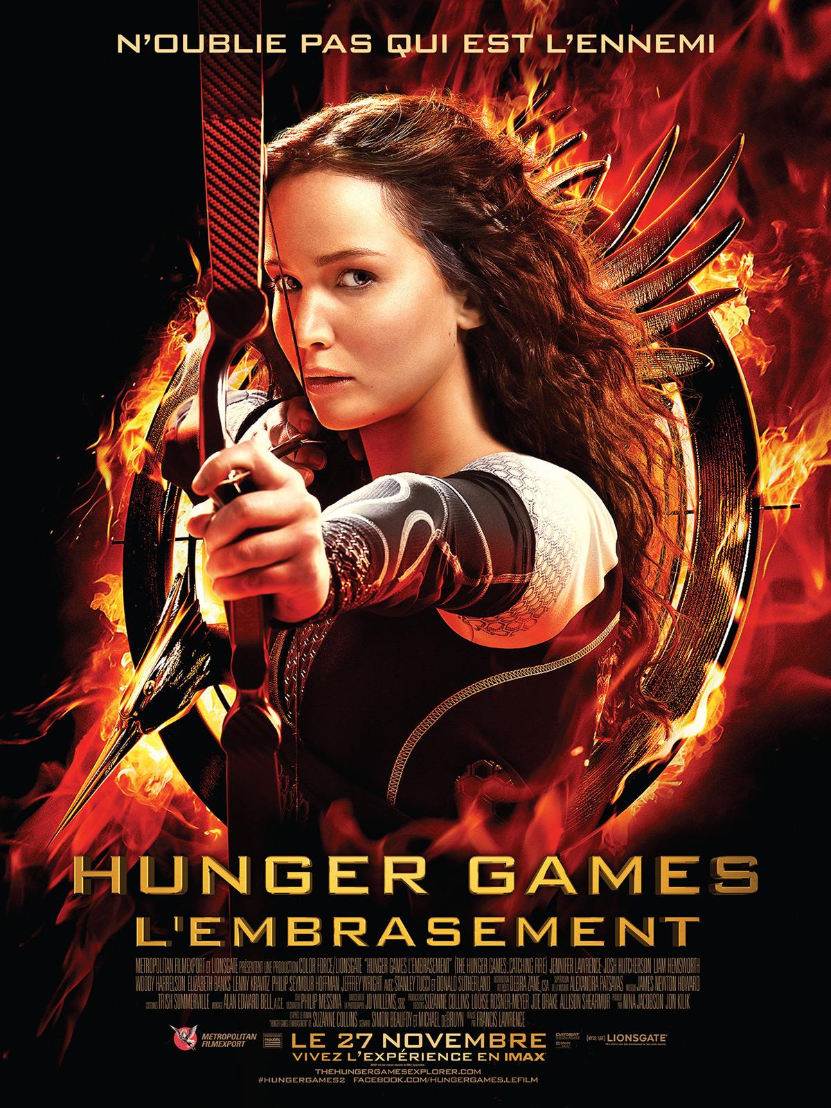 Hunger Games 2 (ou le meilleur film du monde précisément)