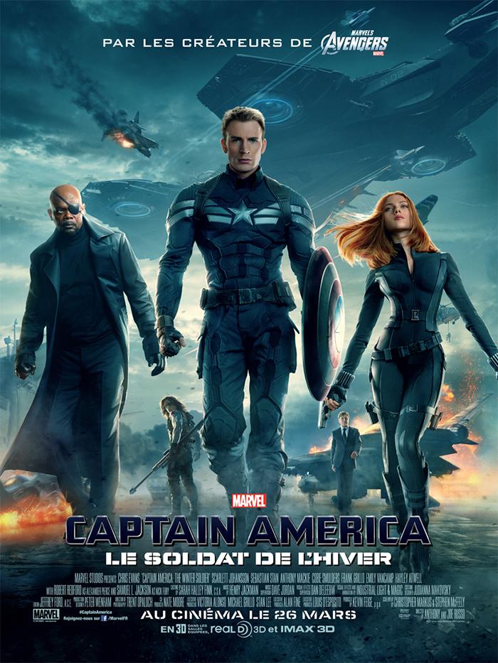 Captain America Le Soldat de l'hiver (2014) TRUEFRENCH
