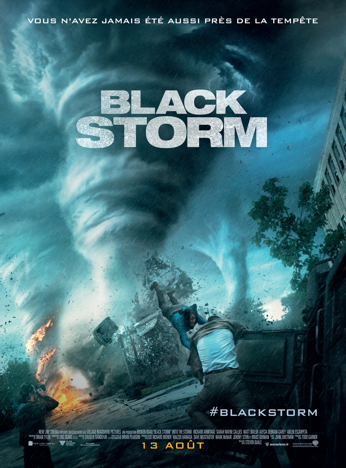 Into the Storm (2014) en Truefrench