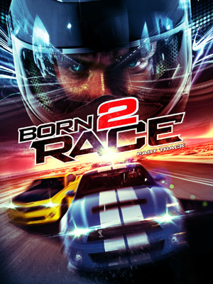 born to race 2 dvd blu ray. Black Bedroom Furniture Sets. Home Design Ideas