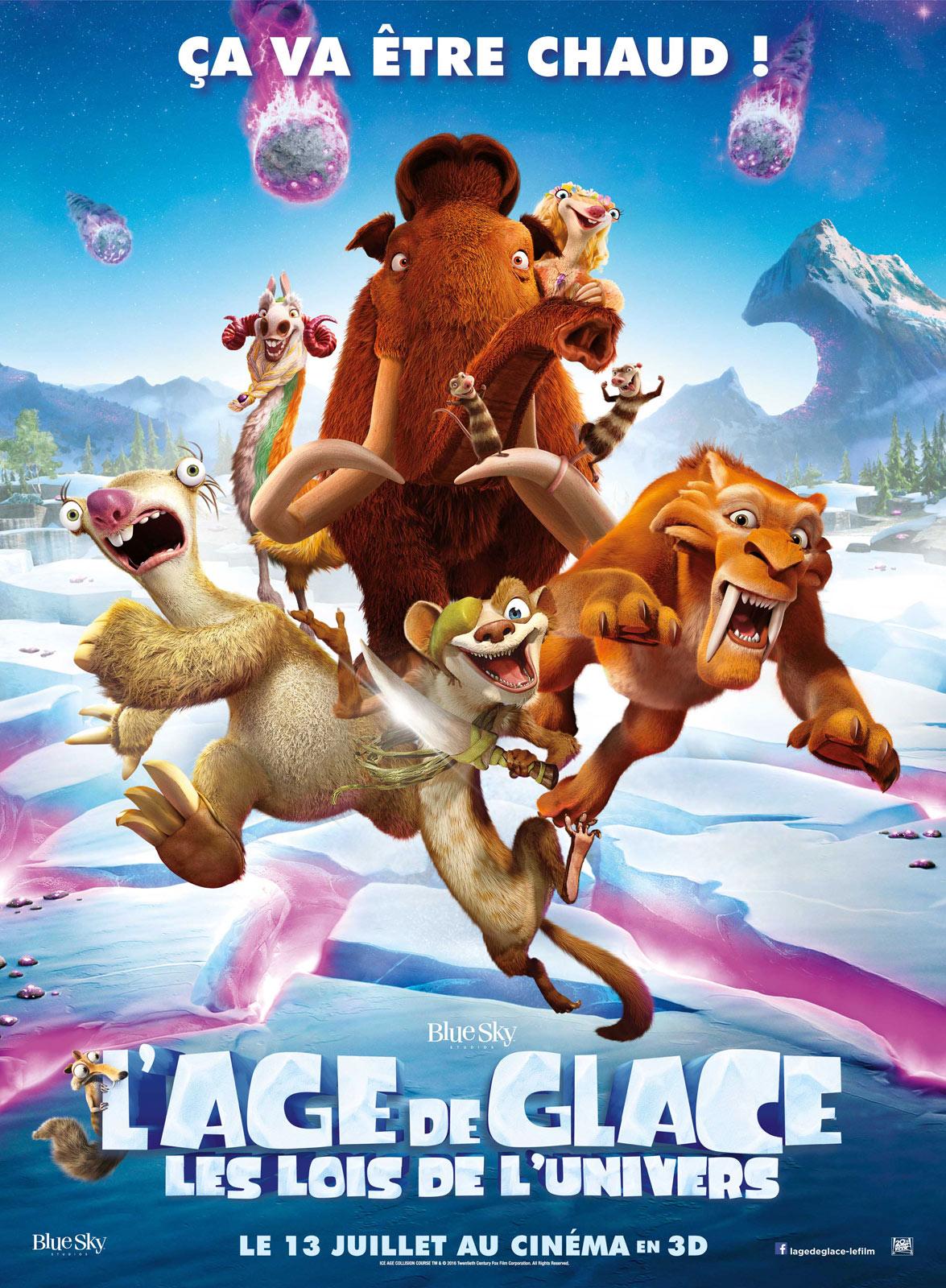 L'âge De Glace : Les Lois De L'Univers DVD & BLU-RAY