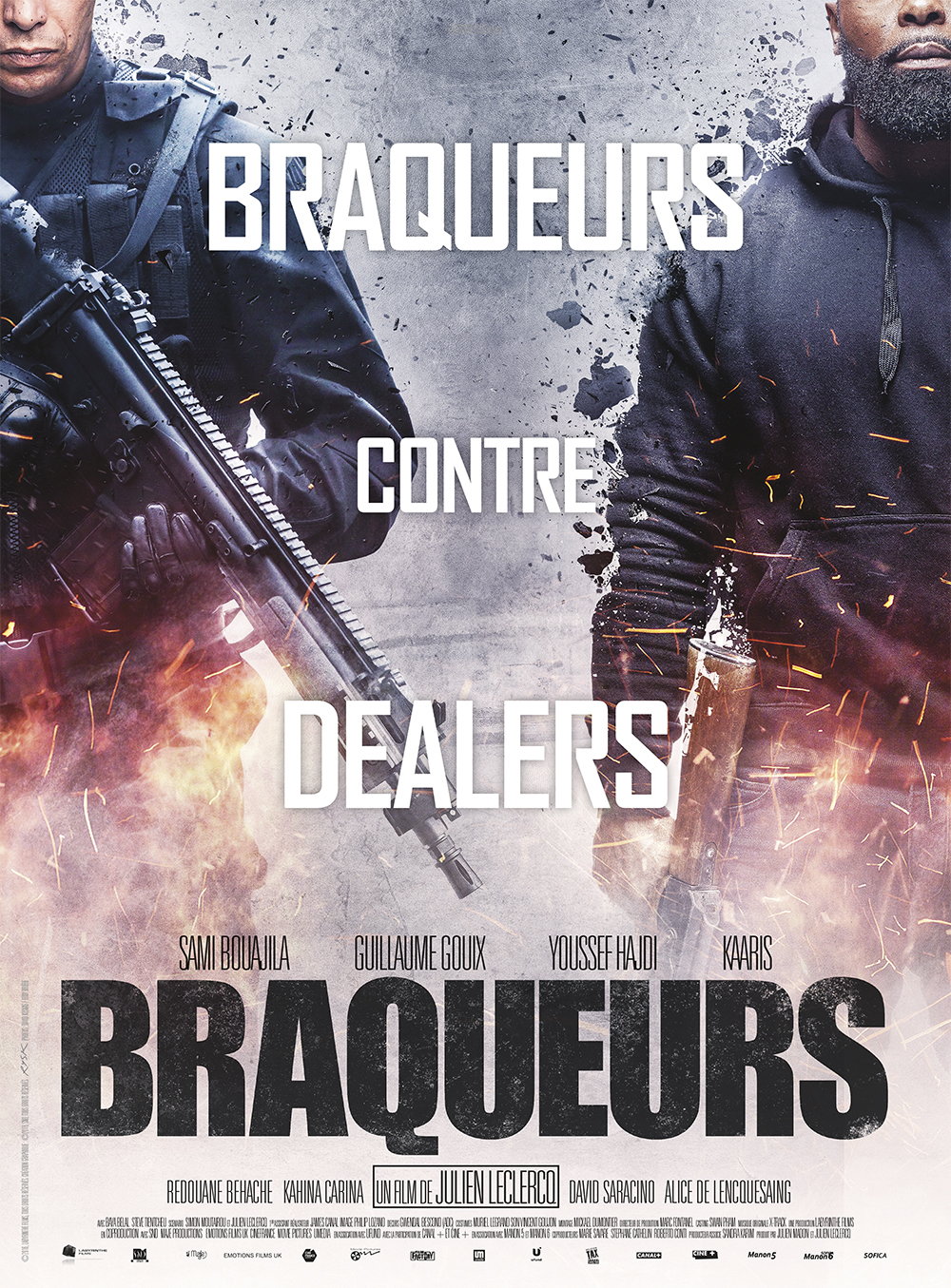 Häufig Braqueurs DVD & BLU-RAY KO11