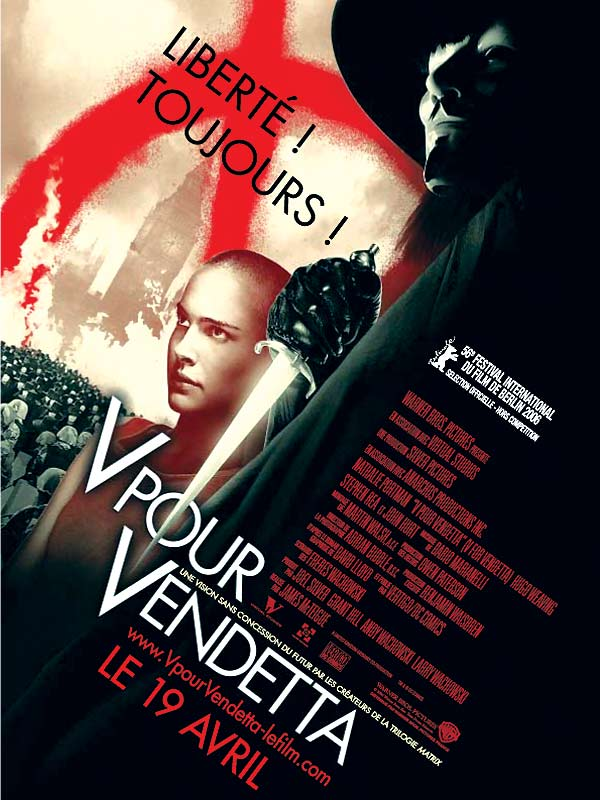 V For Vendetta (arabe)