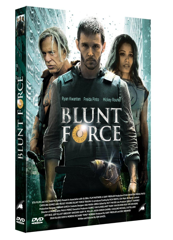 blunt force trauma dvd blu ray. Black Bedroom Furniture Sets. Home Design Ideas