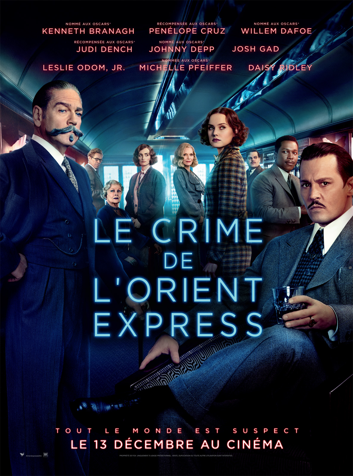 """Résultat de recherche d'images pour """"dvd le crime de l'orient express"""""""