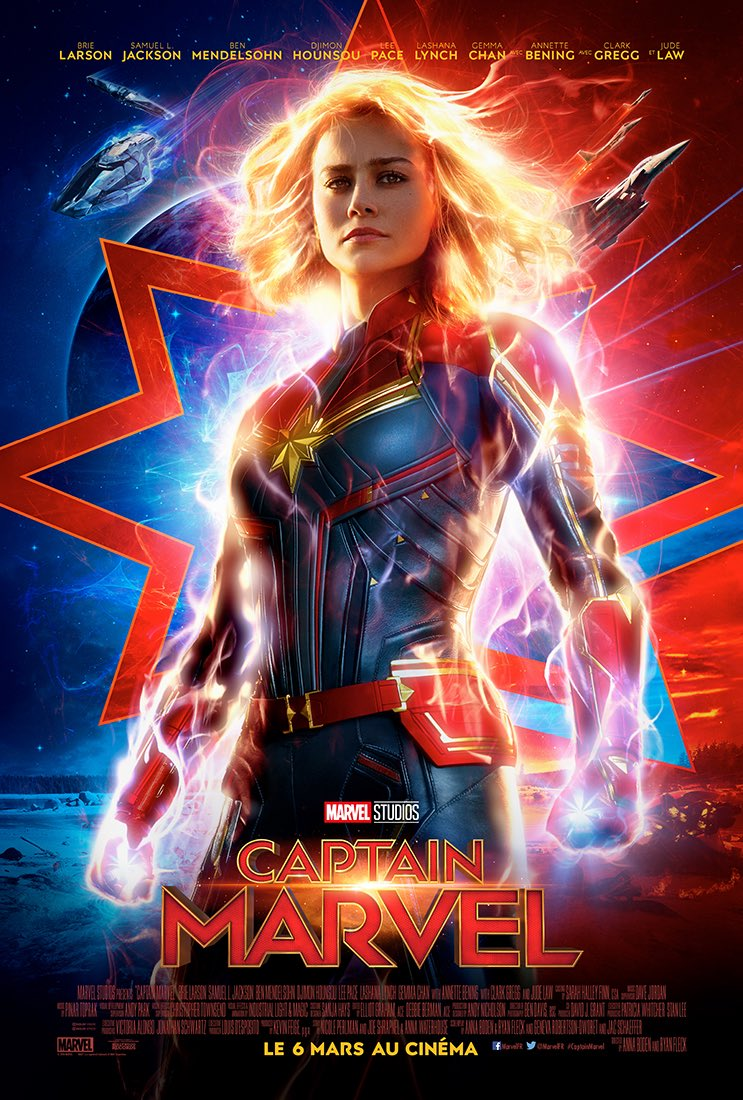 captain marvel en streaming