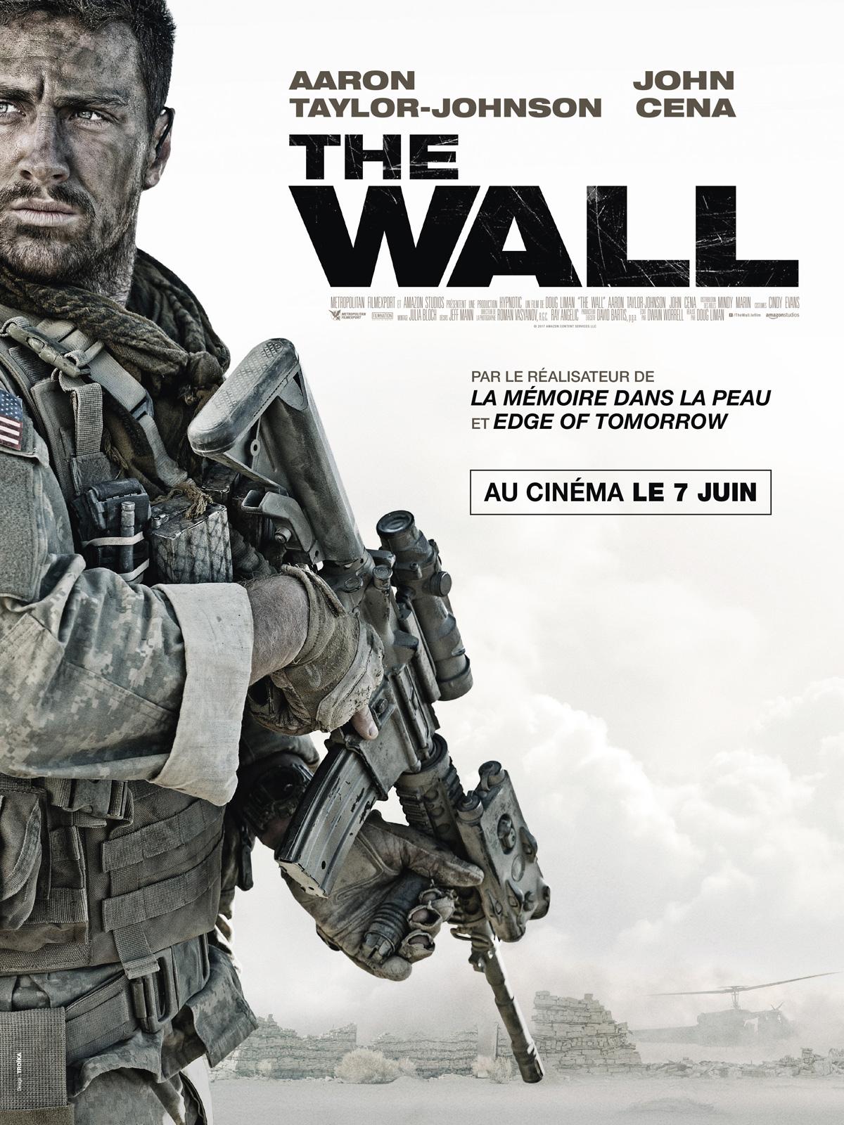 The Wall DVD & BLU-RAY