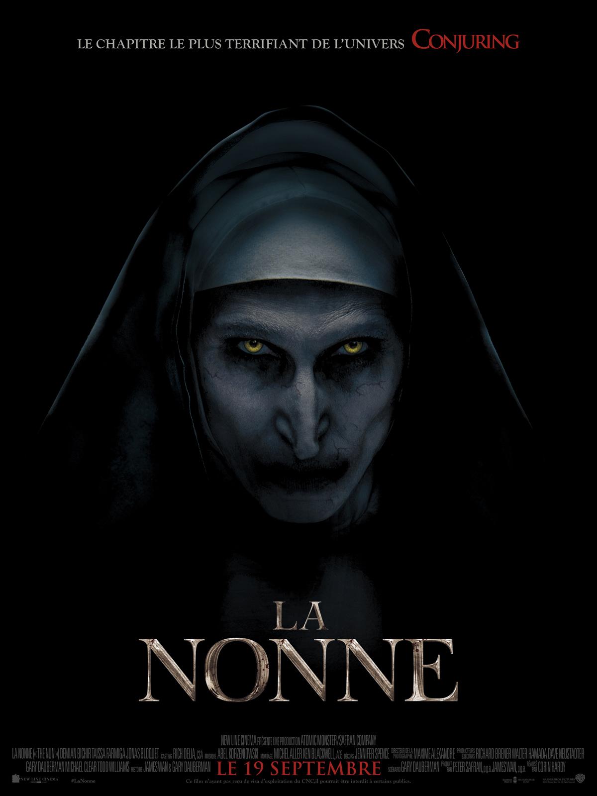 La Nonne - The Nun  8105