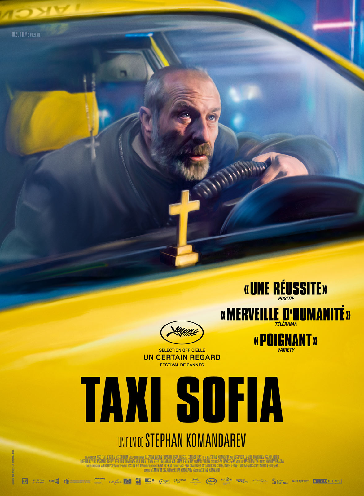 taxi sofia dvd blu ray. Black Bedroom Furniture Sets. Home Design Ideas