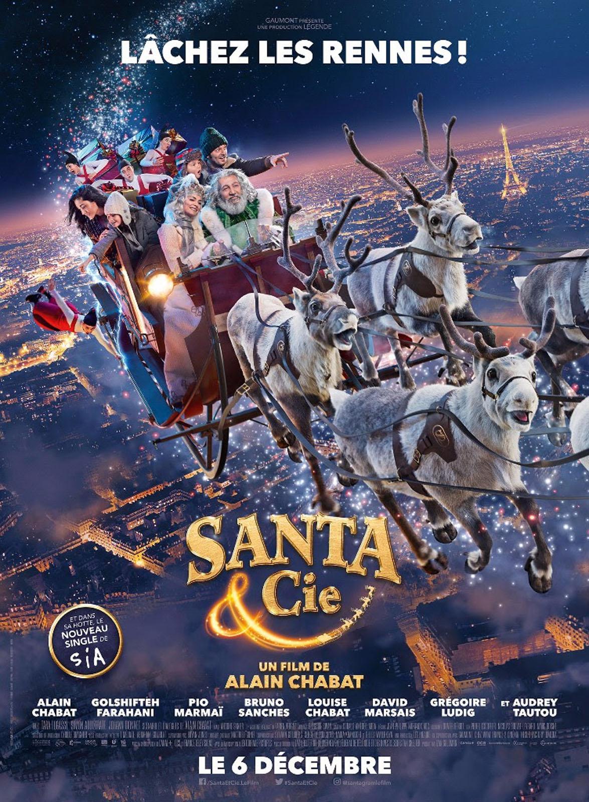 Santa cie dvd blu ray - Coup de foudre pour noel streaming vf ...