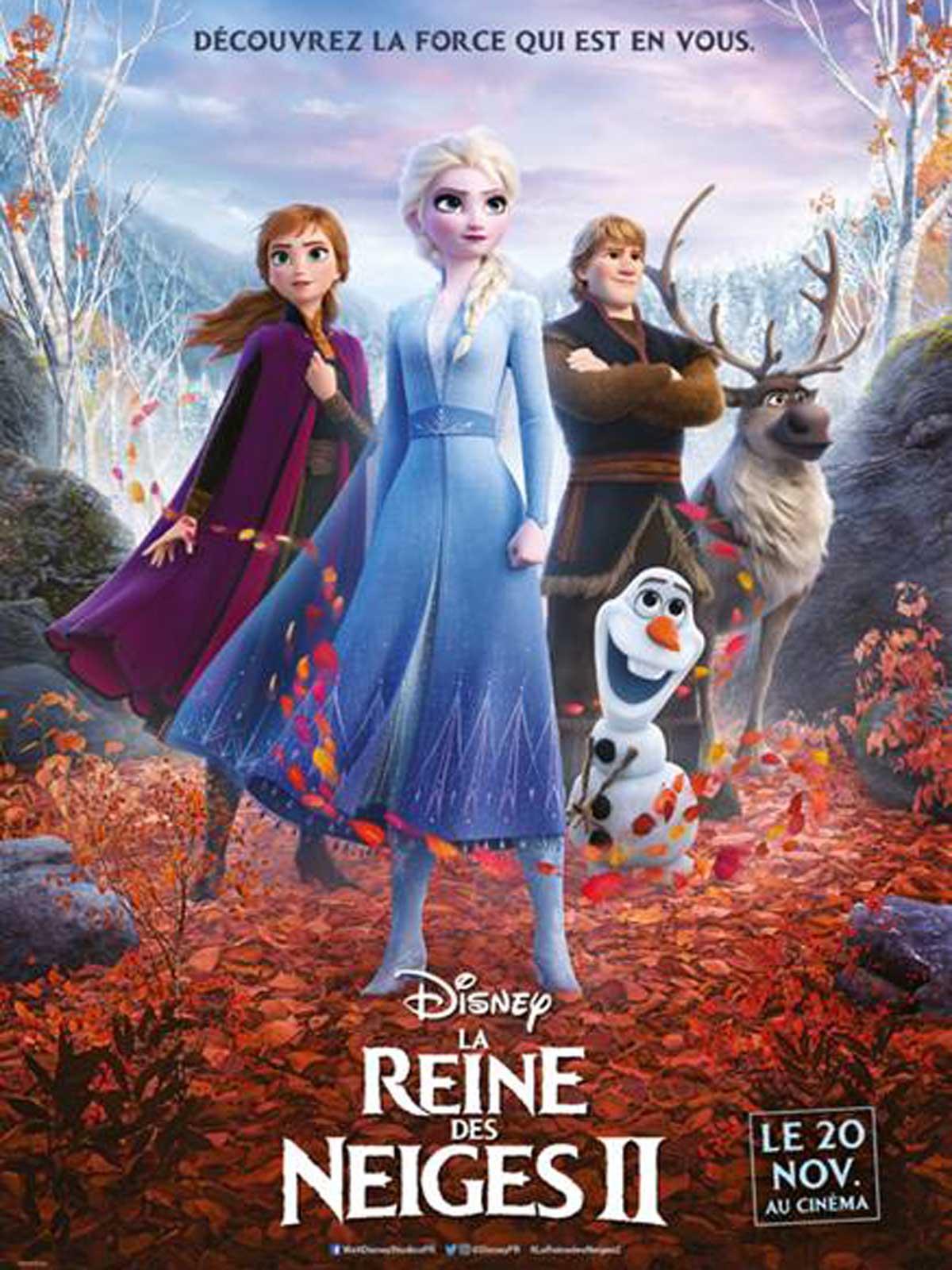 La Reine Des Neiges 2 Bande Annonce En Streaming