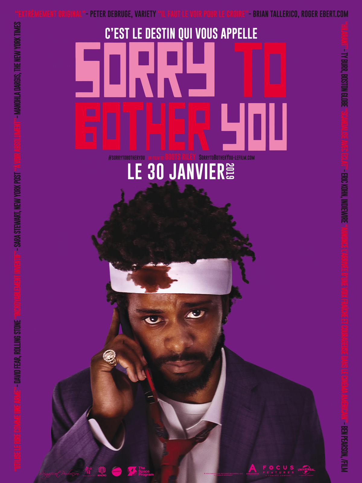Sorry To Bother You Stream