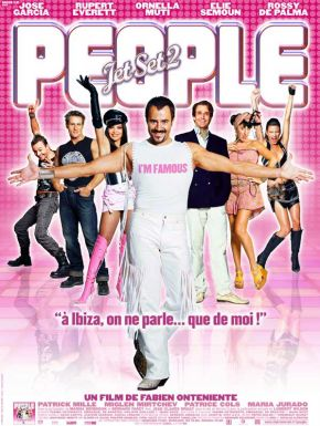 Jaquette dvd People Jet-Set 2