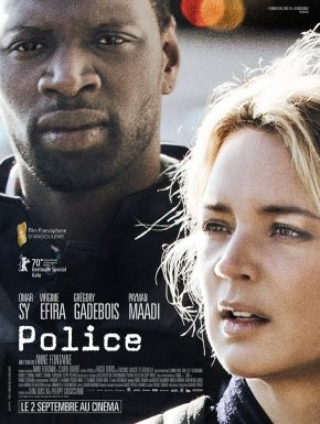 Jaquette dvd Police