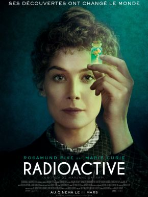 Jaquette dvd Radioactive