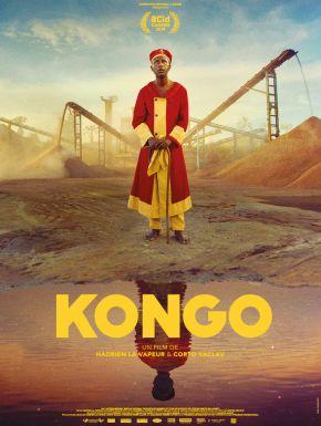 Kongo en DVD et Blu-Ray
