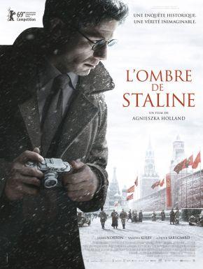 L'Ombre De Staline en DVD et Blu-Ray