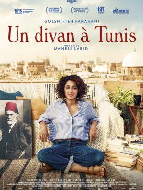 Jaquette dvd Un Divan à Tunis
