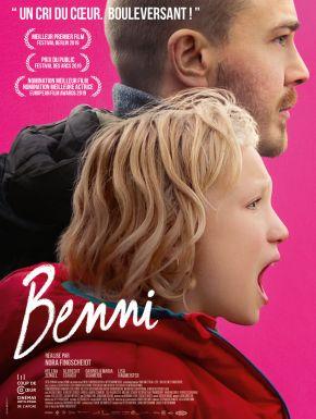 Jaquette dvd Benni