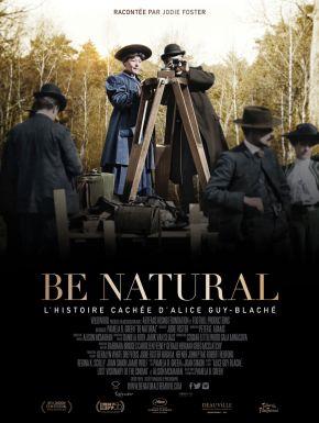 Jaquette dvd Be Natural, L'histoire Cachée D'Alice Guy-Blaché