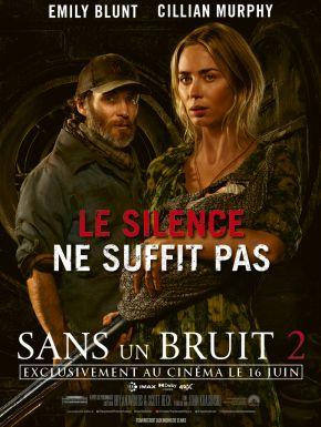 Jaquette dvd Sans Un Bruit 2