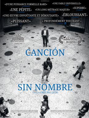 Sortie DVD Canción Sin Nombre