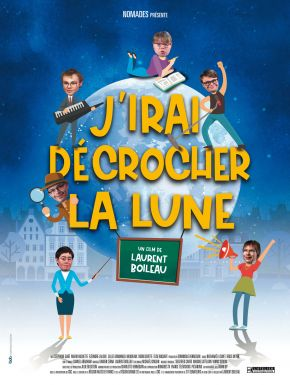 J'irai Décrocher La Lune en DVD et Blu-Ray