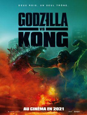 Sortie DVD Godzilla Vs Kong