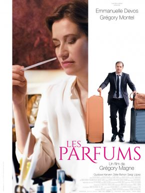 DVD Les Parfums