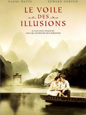 Le Voile des illusions DVD et Blu-Ray
